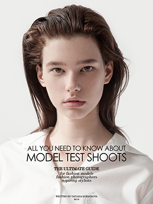 All you need to know about Model Test Shoots